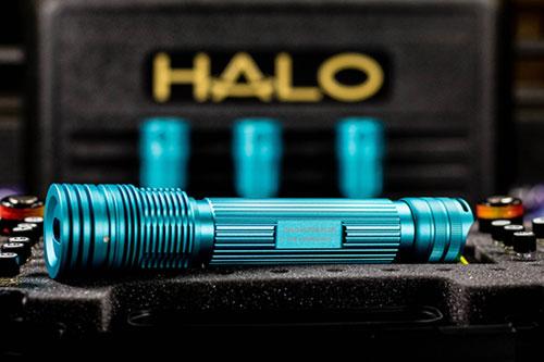 187 Halo Ultra Blue