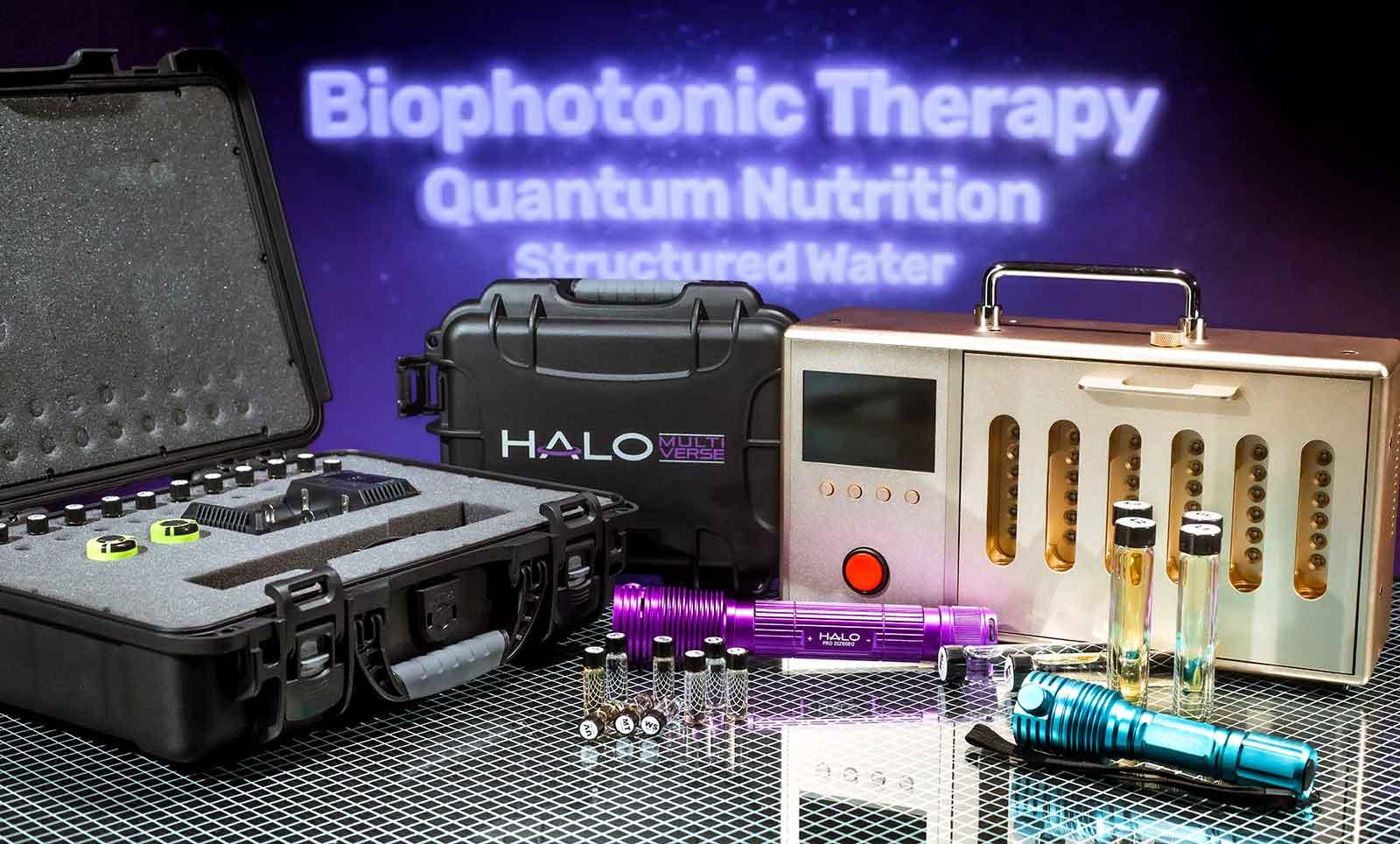 Biophotonic Therapy